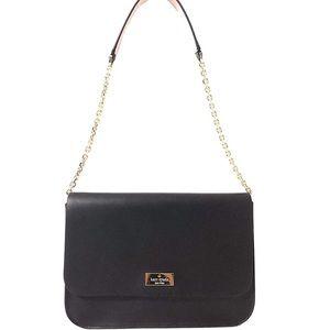 Kate Spade lizz Putnam drive black bag